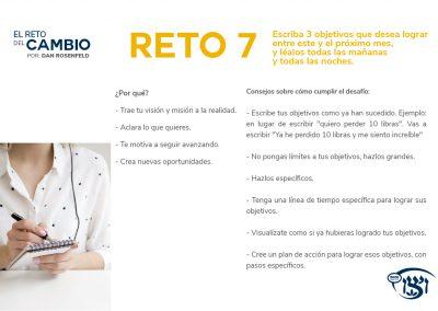 WIZO Retos 7
